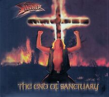 SINNER : THE END OF SANCTUARY / CD - TOP-ZUSTAND