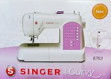 Singer Curvy 8763 Nähmaschine Computernähmaschine