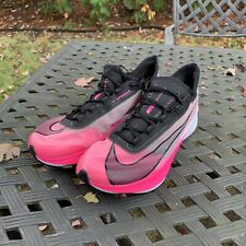 Nike Zoom Fly 3 Mens Running Shoes Pink Blast Black AT8240-600 Size 11.5