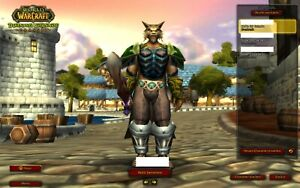 WoW World of Warcraft Classic Account TBC - 65 Paladin + 38 Priester -