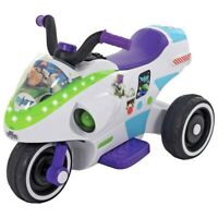Disney Toy Story Buzz Lightyear 6V Space Cruiser Ride On Used