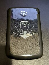BlackBerry Bold 9700 9780 Battery Door Back Cover Black