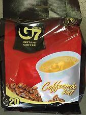 40 X 16G Trung Nguyen G7 Vietnamese 3 In 1 Gourmet Instant Coffee