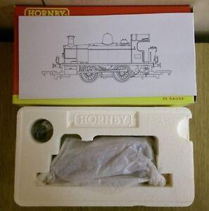 Hornby R2451A LSWR (ex GWR) Locomotive 0-4-0T No. 726