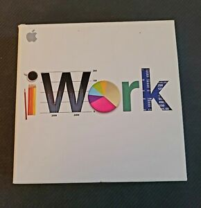 Apple iWork '09 (Retail) (1 User/s) - Full Version for Mac MB942Z/A