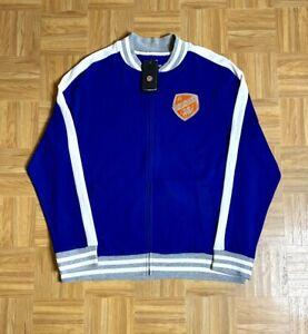 NWT Fanatics Men's Varsity Arc MLS FC Cincinnati Soccer Club Jacket L $75