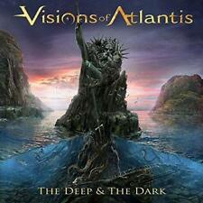 Visions Of Atlantis - The Deep And The Dark (NEW CD)