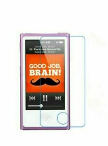 Thin Plastic Screen Protector for Apple iPod Touch Nano 7 ,  2.5 inch