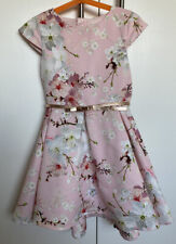 Ted Baker Pink Dress Age 6.