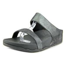 Sandalias y chanclas de mujer FitFlop color principal negro