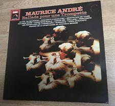 LP Maurice ANDRÉ Ballade pour une trompette Vol du bourdon Aranjuez NM *