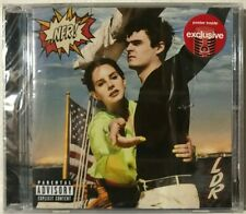 Lana Del Rey – NFR! [2019, CD, Target Poster Edition] New Sealed 💿