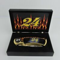 Jeff Gordon knife with Case