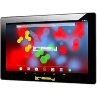 """Linsay F10XIPS 10.1"""" 1280x800 IPS Touchscreen 16GB Tablet Android 6.1"""