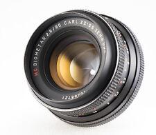 Carl Zeiss Jena Biometar MC 2,8/80 80mm F2.8 Pentacon Six lens P6 Praktisix TL 2