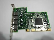 Tarjetas USB