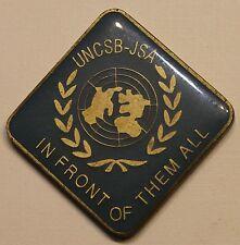 Camp Bonifas Pan Mun Jom DMZ Commanders Army Challenge Coin