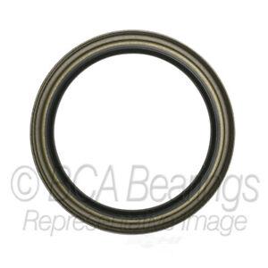 Wheel Seal Front BCA Bearing NS710106