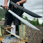 Outdoors Battle Ready Broadsword DaDao Sword High Manganese Steel Sharp Knives