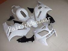 Unpainted Raw ABS Injection Bodywork Fairing Kit for KAWASAKI ZX12R 2002-2005