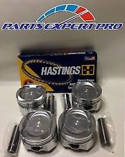 75MM VITARA LOW COMPRESSION PISTONS & PISTON RINGS HONDA CIVIC CRX TURBO