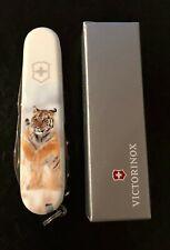 Spartan Tiger Victorinox Rarität Taschenmesser rar sammlermesser limited edition