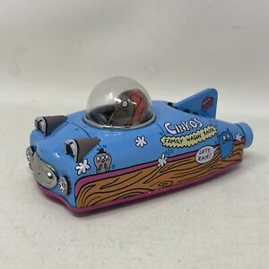 Ugly Doll Ugly Car Tin Toys Super Race Series Schylling 2011