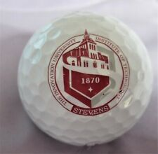 Stevens Institute of Technology - Hoboken, Nj - Logo Golf Ball