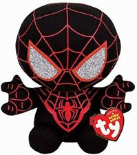 Ty Beanie Babies 41160 Marvel Into The Spider Verse Miles Morales Spiderman