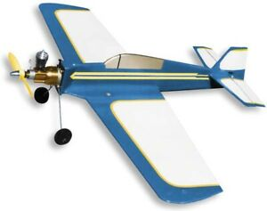 Deweybird, CL15 Control Line 1/2A Wood Model Airplane Kit w/Profile Fuselage