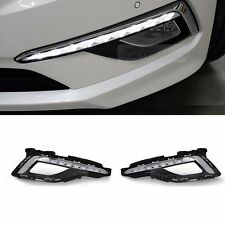 LED DRL Day Light Lamp Fog Light L+R SET Cover for HYUNDAI 2015 - 2017 LF Sonata