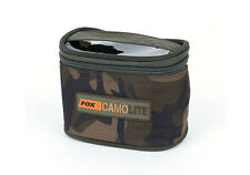 FOX Camolite NEW Accessory Bag Carp Fishing Camo Lite - SMALL - CLU301