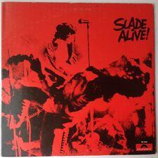 SLADE - ALIVE! - VINYL RECORD LP - 1972 POLYDOR PD 5508/rare
