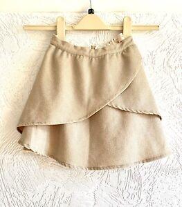 Carrement Beau Girls Gold Skirt Age 10 138 Cm