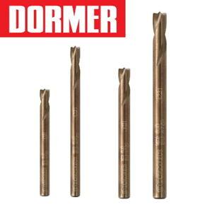 Dormer A723 Spot Weld Stub Drill Cobalt (HSCo) - 6mm   8mm - Choose Size