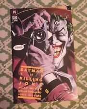 Batman: The Killing Joke, Alan Moore, prima edizione PLAY PRESS 1997 ITA