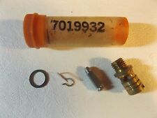 NOS GM 1965-1968 Oldsmobile Cutlass 88 2 barrel carburetor needle & seat 7019932