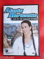 dvd dvds alanis morissette live in the navajo nation baba uninvited your hous gq
