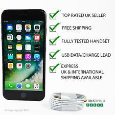 Apple iPhone 7 Plus 32GB - Black - (Unlocked / SIM FREE) - 1 Year Warranty
