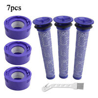 Replacement Filter Kit For Dyson V8 V7 Animal Absolute Cordless Vacuum Cleaner