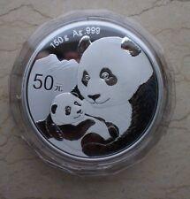 China 2019 Silver 150 Grams Panda Coin