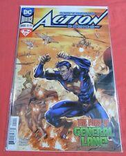 DCU Superman in ACTION Comics #999 - Reg cvr - bagged & boarded..!!