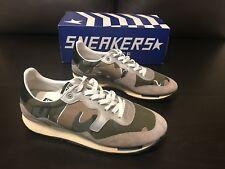 Golden Goose Starland Camo Sneakers - Size EU40
