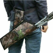 Arrow Archery Quiver Bag Holder Adjustable Waist Belt Shoulder Strap Camo Travel