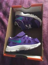 Nike Revolution 2, Baby Running Shoes, Purple, Size Uk 3.5
