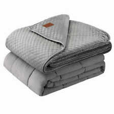 """New! Pendleton Weighted Blanket 27"""" x 30""""  7 lbs Gray"""