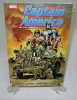 Captain America Volume 1 Dan Jurgens Kubert Marvel TPB Trade Paperback Brand New