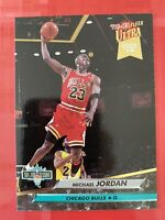 1992-93 Fleer Ultra NBA Jam Session #216 Michael Jordan Basketball Card 1992