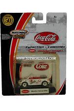 Matchbox Collectibles 50th COCA~COLA 1995 Volkswagen Concept 1 Convertible