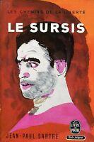 Jean-Paul Sartre LES CHEMINS DE LA LIBERTÉ II LE SURSIS